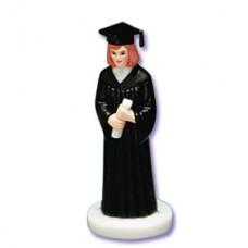 Girl Graduat